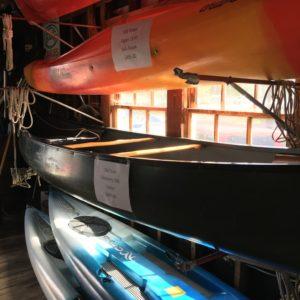 2017 End of Season Canoe & Kayak Sale